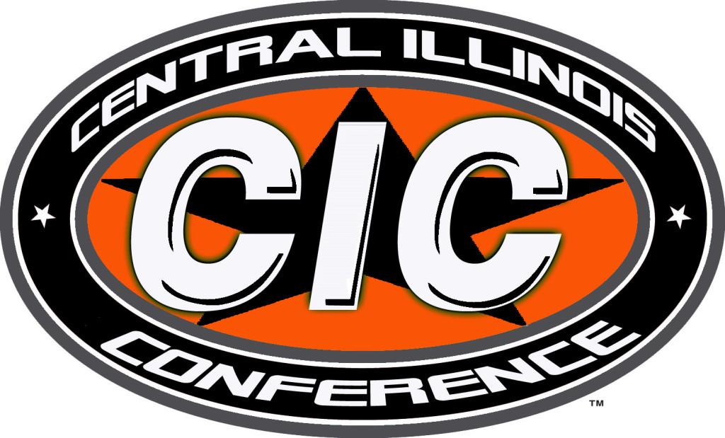 The new Central Illinois Conference logo that was made by Kevin Reedy, Meridian High School graphics teacher.