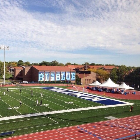 Practice like the pros. Meridian track students will soon relocate their practices to Millikin