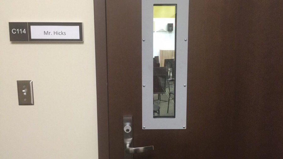 New and improved, Meridian band room opens