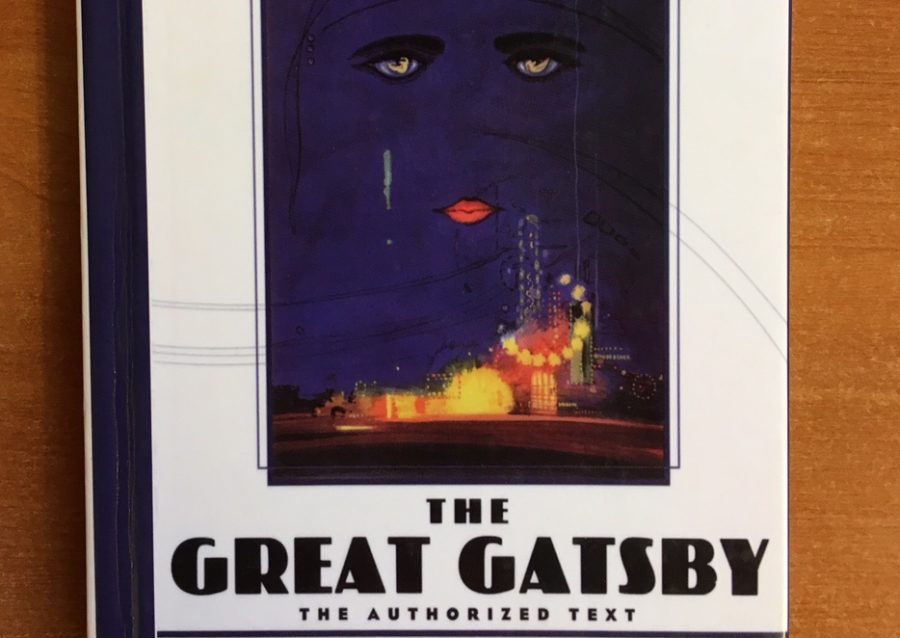 Whatcha readin' old sport? Juniors in Mr. Rude's English III College Prep class recently finished up The Great Gatsby. Most people see The Great Gatsby as a tragic tale of love, however I do not believe that was the original purpose for writing the novel.