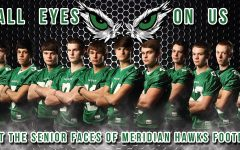 "Meridian football seniors seek change with ""All Eyes on Us"" campaign"