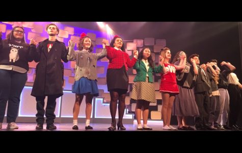 Heathers: The Musical welcomes you to their candy store