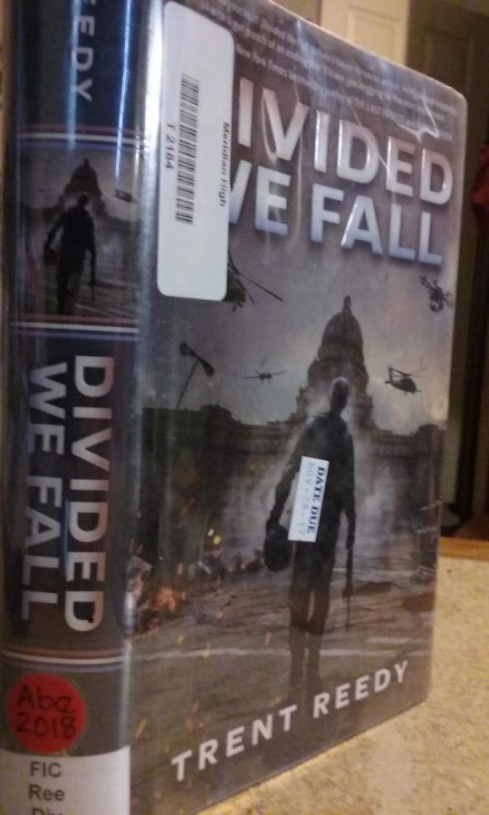 United We Stand! Divided We Fall is a book that was added to the Abraham Lincoln Book List. There are tons of books to choose from this year. Its a good way to get students interested in reading, says Mendenhall.