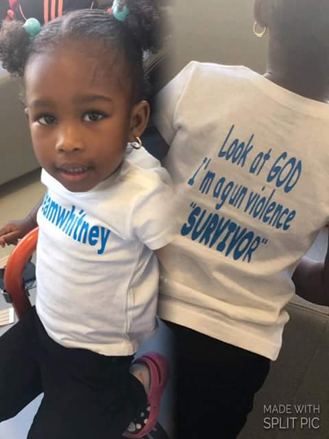 Baby+girl+Jarrett+wears+her+t-shirt+given+to+her+by+her+grandma+%28Jarrett%27s+mother%29+to+show+support+for+her+mommy.+%22I+felt+emotional+because+she+really+doesn%27t+know+what+happened%2C+she+thinks+I+broke+my+leg+changing+a+light.+It+was+a+happy+feeling+she+is+supporting+me%2C+says+Whitney+Jarrett%22