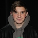 Sophomore Gavyn Mashburn loves to help. He works backstage during plays and manages the Meridian Basketball team.