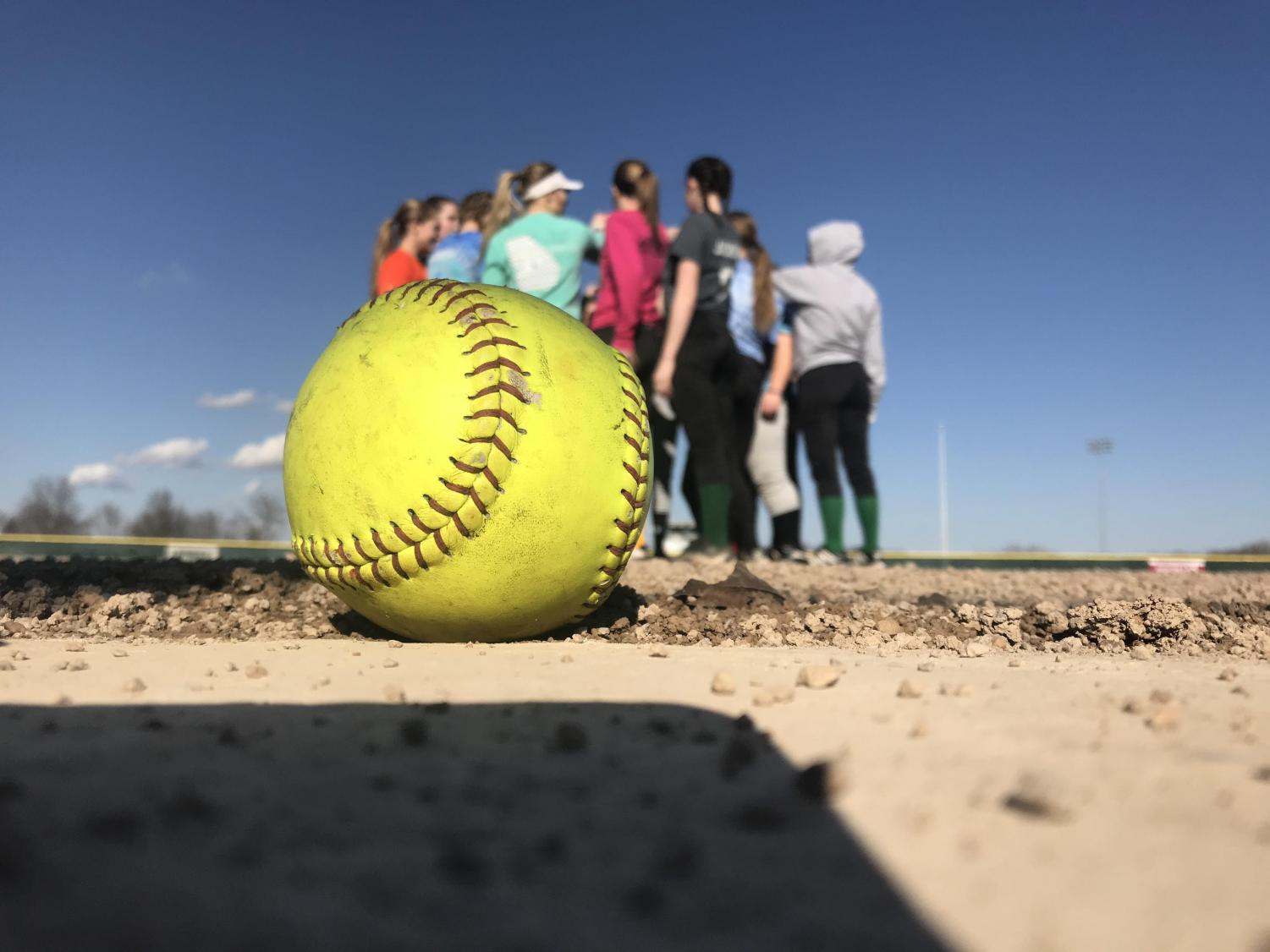 Hey batter batter swing! Meridian softball season started February 26, and the team was moved down from Class 2A to Class 1A this season. Due to the changes in ranking, the Meridian coaches and players will work toward their goal of making it to state.