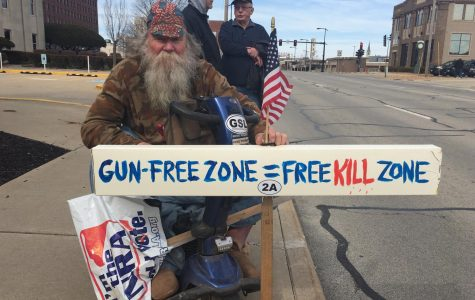 Second Amendment rally in downtown Decatur