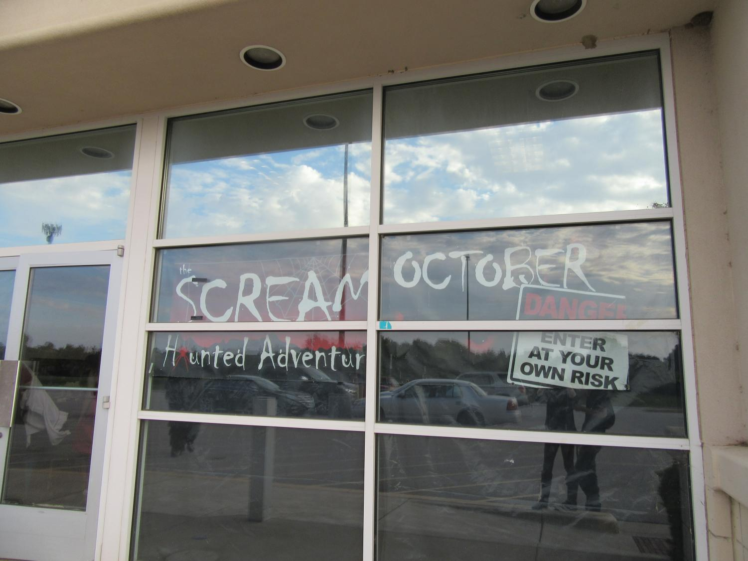 Scream! The Scream Haunted House staffs itself with volunteers. They are open each Friday and Saturday from 7-11 PM.  All funds help the Decatur Celebration.