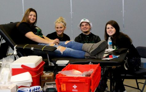 Meridian annual blood drive