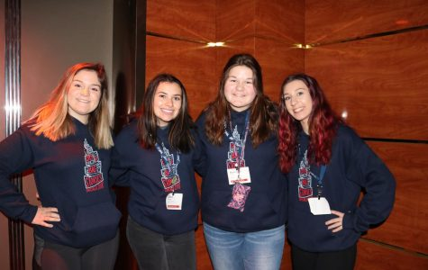Students go to Journalism National Convention