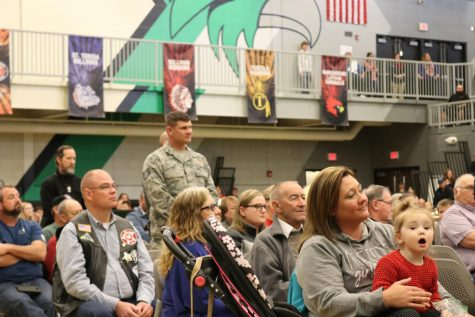 Veterans, Meridian salutes You