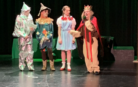 Come out and see the middle school's production of The Wizard Of Oz. I gave this show six out of ten on the D15 rating scale.