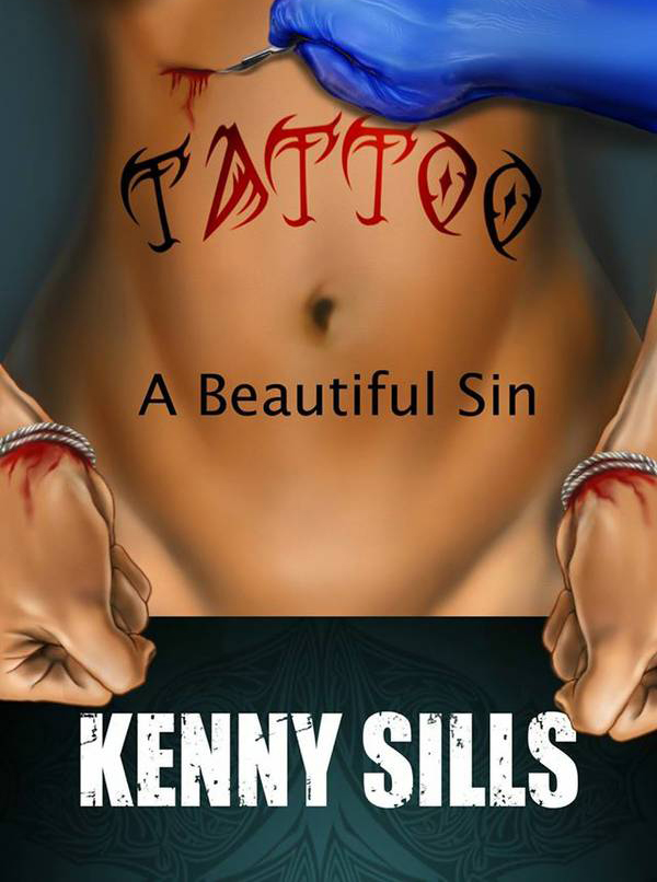 Tattoo is a story about a small town in Michigan where tattooed villagers are attacked.How you might ask. You would need to read the book for that answer! says Kenny Sills.