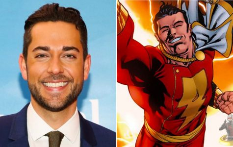 Just say the word! Shazam has hit theaters, and is already recognized by many movie reviewers as the best recent DC movie. Zachary Levi is the man for the job, he portrays the adult superhero Shazam.