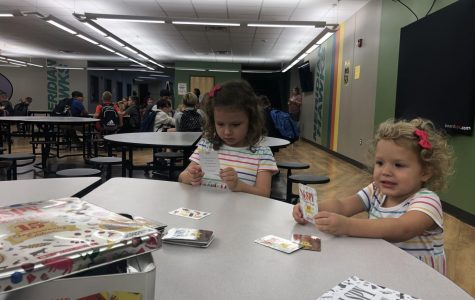 You won't be 'board' at family game night