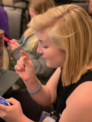 Meridian Moments yearbook staff wins national competition