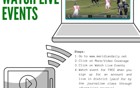 Advertising live broadcasts is central to the new success of the program. District 15 News has built a strong following which has seen great growth since September.