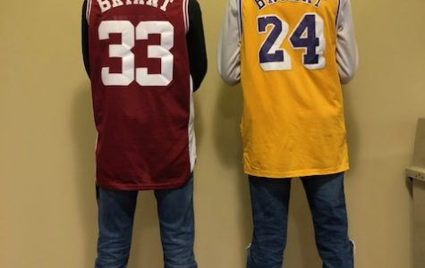 Students mourn death of NBA legend Kobe Bryant