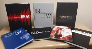 Meridian Moments Yearbook wins IJEA state competition