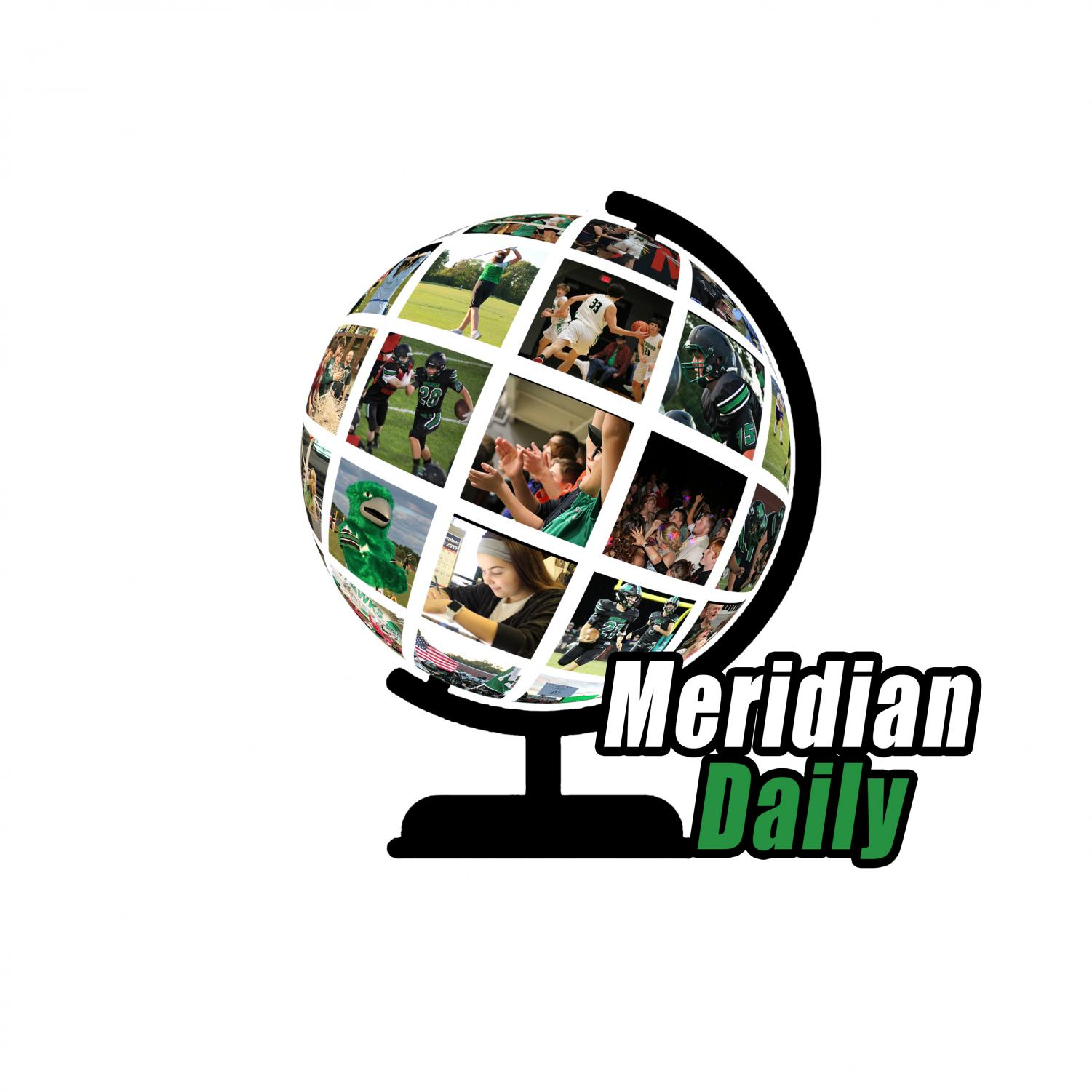 The student news site of Meridian Senior High School