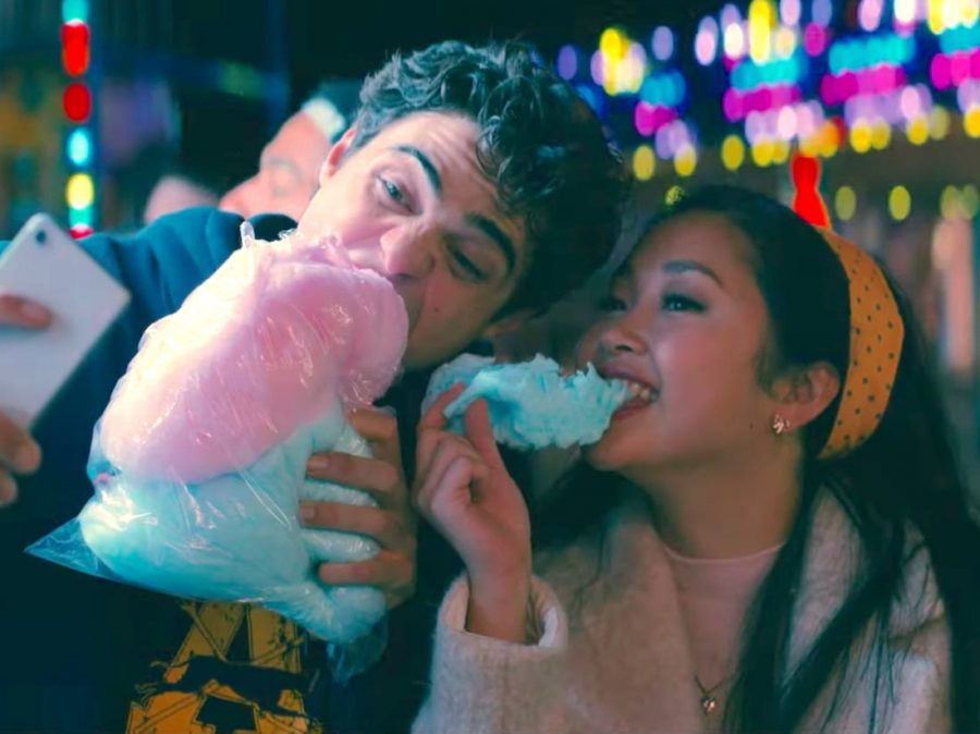 Scene from To All The Boys I've Loved Before:P.S. I still Love You.