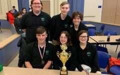 Meridian JV scholatic bowl places second in tournament