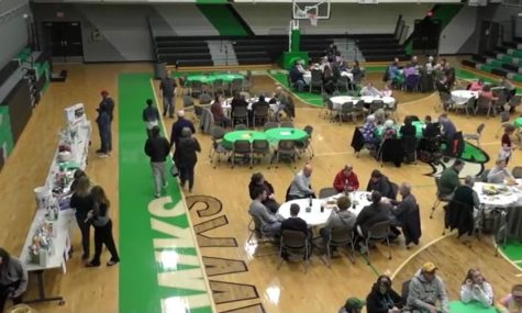 Meridian held their annual trivia night on March 7.