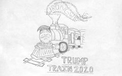 As the election approaches, three students share whether or not they will board the Trump Train.