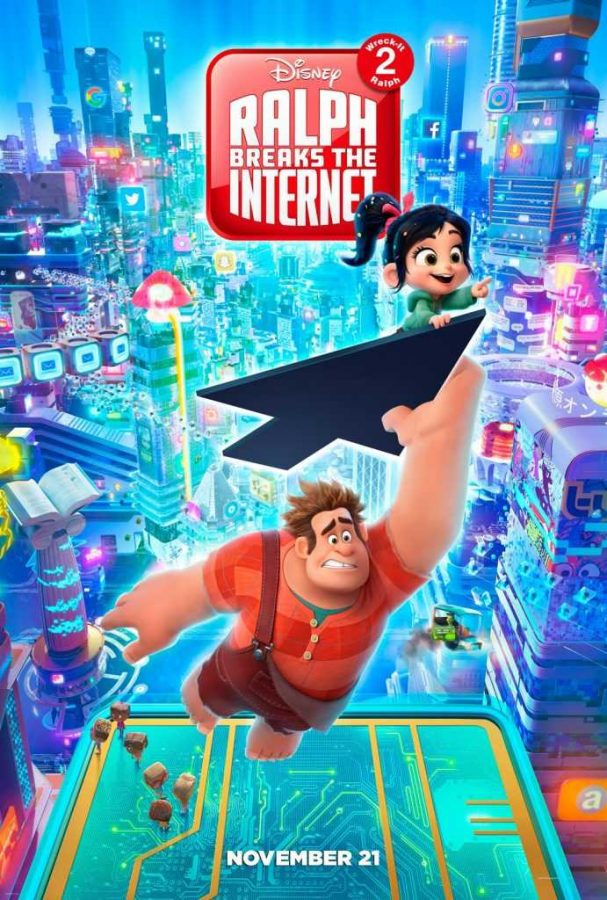 On+November+21%2C+2018+the+movie+Wreck-It+Ralph+2%3A+Ralph+Breaks+the+Internet+was+released+in+theaters.+On+November+5%2C+2020+Robert+Le+Cates+watched+it+on+Netflix.+