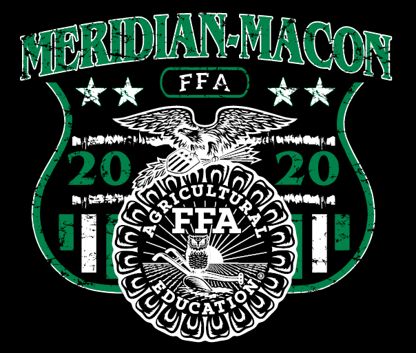 Second year FFA logo.